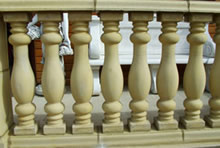 Large Balustrade