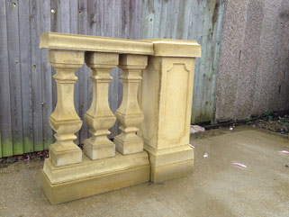 Square Balustrade