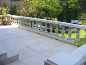 balustrade wall